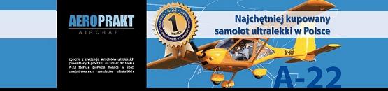 A-22 Aeroprakt Samoloty Ultralekkie