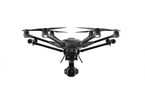 Typhoon H Plus / Źródło: Yuneec Press