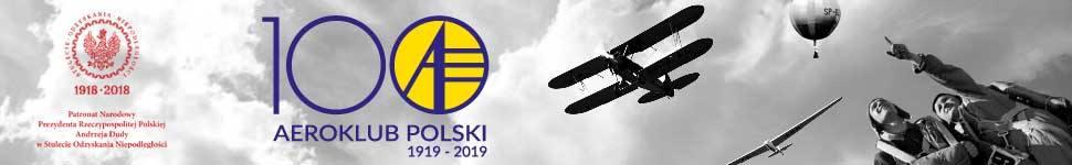 100 lat Aeroklubu Polskiego