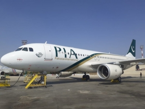 A320 Pakistan International Airlines